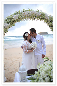 destination wedding package prices