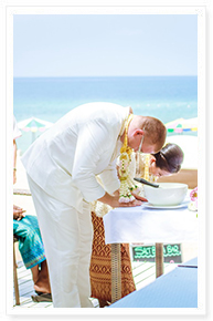 ideas for a simple thai wedding phuket