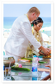 thai wedding reception ideas