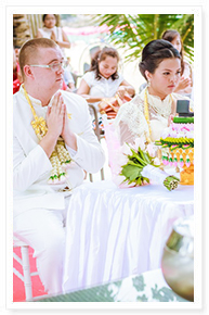 simple small thai wedding phuket