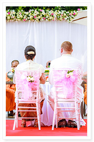 simple small thai weddings phuket