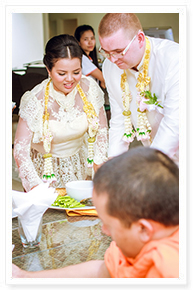 how to plan a small thai wedding phuket