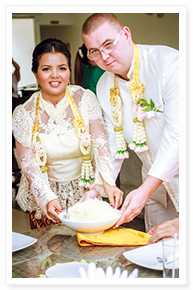 planning a simple thai wedding phuket