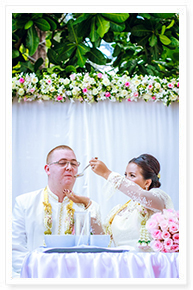 simple thai wedding decorations phuket