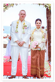 simple thai wedding reception decorations phuket