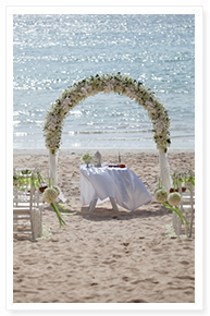 beach wedding in phuket