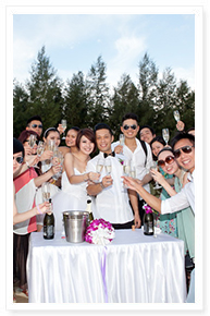 phuket getting married