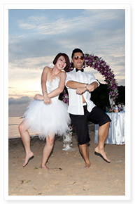 wedding photographer phuket