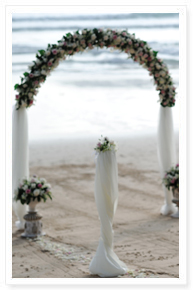 beach wedding at phuket thailand