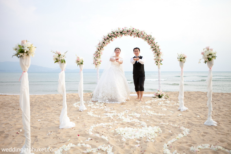 phuket simple wedding ideas